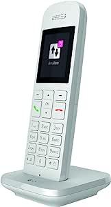 Telekom 电话 Speedphone 12 无绳 | 用于当前速度端口,5厘米彩色显示屏,高品质语音质量,优秀的蓝色天使40844151