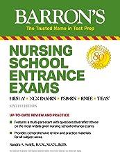 Nursing School Entrance Exams: HESI A2 / NLN PAX-RN / PSB-RN / RNEE / TEAS (Barron's Test Prep) (English Edition)