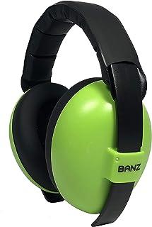 Banz Baby 听力保护耳罩绿黄色