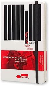 Moleskine Blue Note 大号横格笔记本(白色硬面)