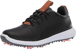 PUMA 儿童 Ignite Pwradapt 2.0 高尔夫球鞋