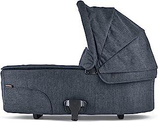 Mamas & Papas Flip XT3 婴儿车 - 婴儿车配件,舒适*的婴儿篮完全兼容 Flip XT3 婴儿推车系列,*蓝法兰绒,15 磅