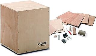 Sonor 20801001 cajs DIY K 套件 cajon 适用于儿童