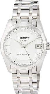 Tissot Couturier Powermatic 80 自动女式手表 T035.207.11.031.00