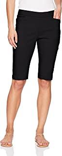 Napa Valley 女式娇小尺寸超弹力*解决方案套穿式短裤