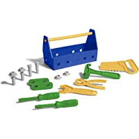 Green Toys 工具套装,蓝色 24 months to 72 months 封闭盒 标准 多种颜色