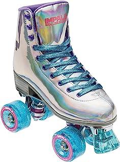 Impala Rollerskates 女士系带溜冰鞋 7 W US 蓝色 IMPROLLER1-040