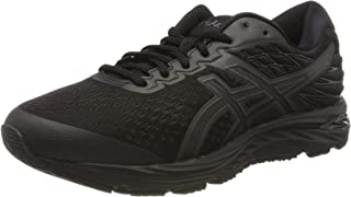 ASICS 男士 Gel-Cumulus 21 跑鞋,黑色,46.5 欧码