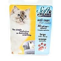 Soft Claws Feline 猫咪*帽 家用套装 大号橙色