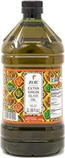 Zoe Extra Virgin Olive Oil, 68 oz