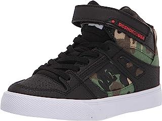 DC 男士纯高帮 AC 乐队限量版运动鞋滑板鞋