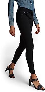 G-STAR RAW 女式 ARC 3d MID WMN 紧身牛仔裤
