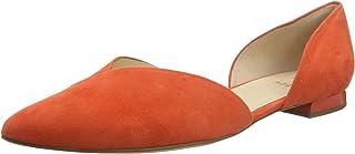 HÖGL 女式全天候包头芭蕾平底鞋