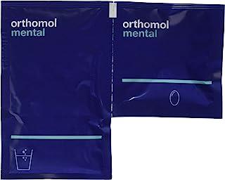 ORTHOMOL Mental 30sbrs+Caps营养素,黑色,标准