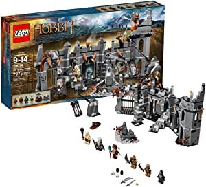 LEGO 乐高 Hobbit霍比特人系列 多尔戈多之战 拼插类玩具 79014