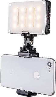 Pictar 智能灯紧凑型LED灯,适用于相机和智能手机