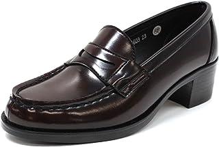 HARUTA 高跟乐福鞋 3E 女士 4603
