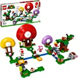 LEGO *马里奥 Toad 的寻宝扩展套装 71368 积木套装;儿童用马里奥入门课程 (71360) 玩具组合,20…