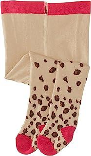 Country Kids 女孩豹纹动物图案紧身裤