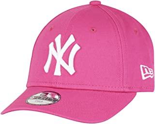 New Era 男童MLB 基礎款紐約洋基隊9Forty可調節帽子