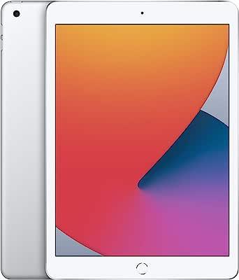 新款 Apple iPad(10.2 英寸,Wi-Fi,128GB) - 银色(*新型号,* 8 代)