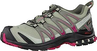SALOMON 女式 XA PRO 3d GTX 低 TREKKING 和休闲鞋