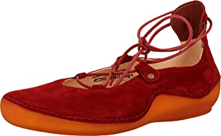思考! 女士 686059_Kapsl 系带芭蕾舞鞋