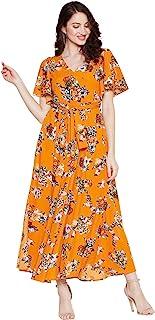 Berrylush 女式印花长裙