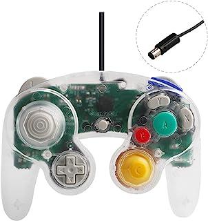 Gamecube Controller 兼容 Nintendo Gamecube 透明的