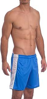 Gary Majdell 运动男式侧插米网足球健身房锻炼短裤