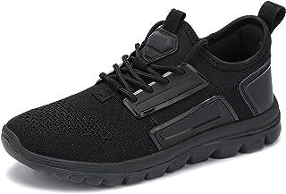 UUBARIS 女式时尚健身运动鞋轻便透气运动跑步步行网球鞋
