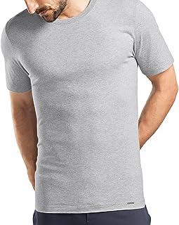 HANRO 男式生活短袖衬衫