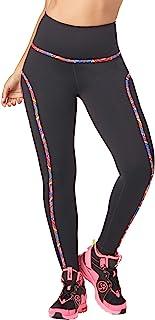zumba 健身女式完美长款打底裤