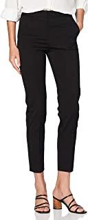 AX Armani Exchange 女式修身弹力中腰长裤