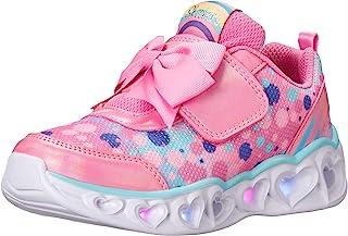 Skechers 斯凯奇 女童 Heart Lights 运动鞋