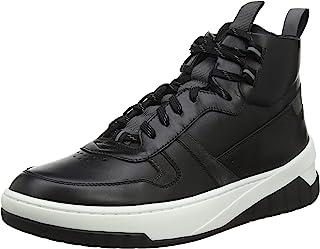 HUGO 男士 Madison_hito_nasd 高帮运动鞋