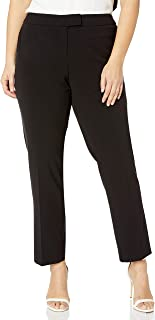 Anne Klein 女士加大码修身长裤