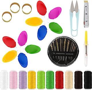 Ancoo 手工缝纫针线器,塑料线圈 DIY 针线器 手工缝纫工具(1 套)