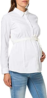 MAMALICIOUS 女士 Mlnikolina L/S 编织衬衫 A 上衣