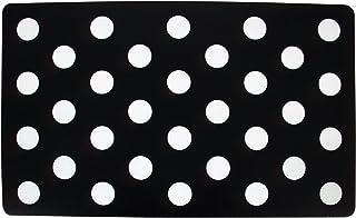Petmate 黑白点塑料餐垫