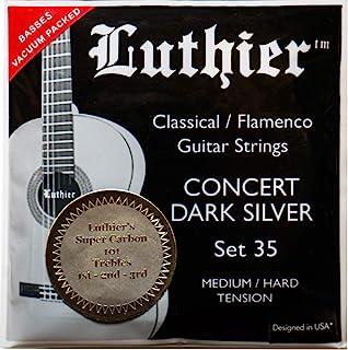 Luthier Set 35 碳音乐会银色经典弗拉门戈吉他弦