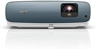 BenQ 明基 带有HDR-Pro的TK850 True 4K家庭娱乐投影仪,3000流明,98%Rec.709