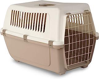 MP Bergamo 02527 Vision Classic 猫和宠物运输箱,50厘米,摩卡