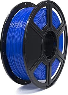 PLA 1kg 透明的 蓝色