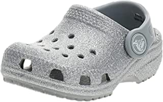 Crocs 卡骆驰儿童经典闪光洞鞋