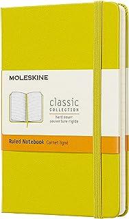 Moleskine 彩色笔记本 衬里 Pocket 黄蒲公英