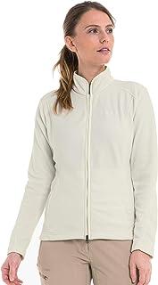 Schöffel 夹克Leona2,柔软结实的羊毛夹克高透气性,女士户外羊毛夹克