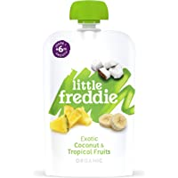 Little Freddie Organic Baby Food - Coconut & Tropical Fruits…