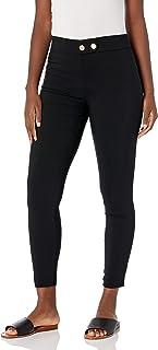 A. Byer 女式青少年黑色长裤