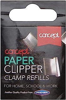 Premier Stationery Concept Paper Clipper Clamp 替换装。